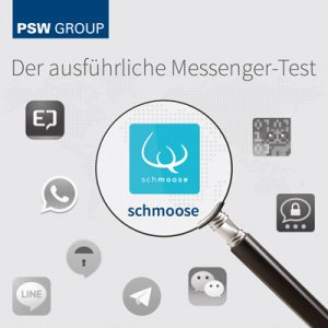 Schmoose Messenger Test