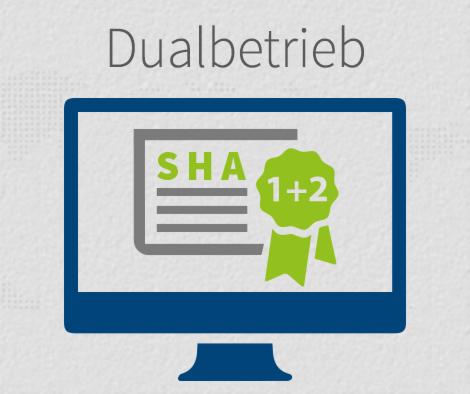 Dualbetrieb-SHA