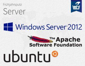 Frühjahrsputz_Server