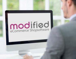 Testreihe Shopsysteme: : modified eCommerce