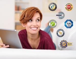 Güetesiegel und Zertifizierungen bei Online-Shops