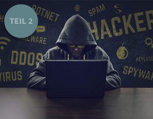 Hackerangriffe Teil 2