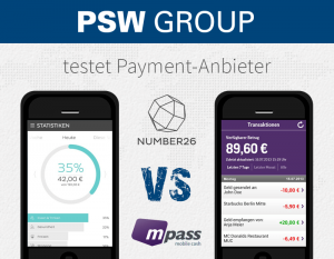 PSW GROUP testet Payment-Anbieter