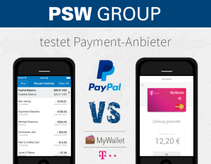 PayPal vs. MyWallet