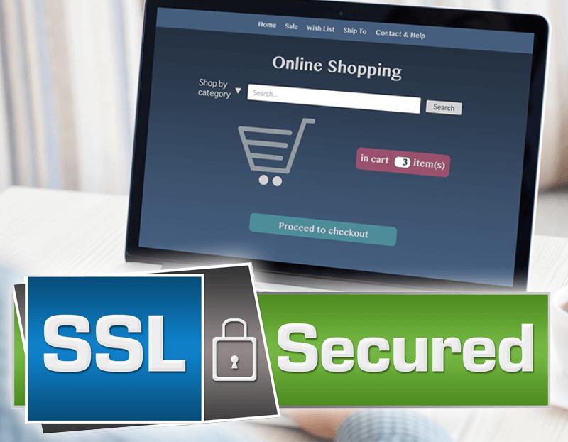 SSL-Server-Zertifikat schafft Vertrauen