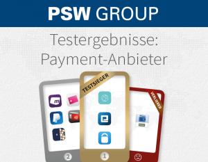 Testergebnisse: Payment-Anbieter