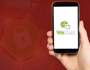 Platz 10: WeChat