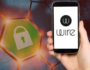 Platz 5: Wire