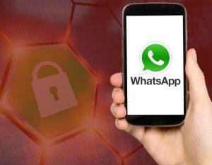 Platz 8: WhatsApp