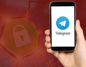 Platz 9: Telegram