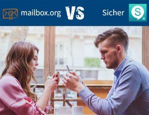 Mailbox.org vs Sicher