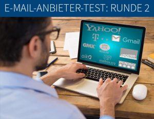 E-Mail-Anbieter-Test