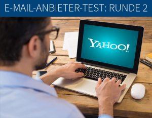 E-Mail-Anbieter-Test Yahoo