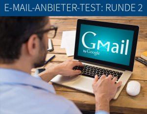 E-Mail-Anbieter-Test Gmail
