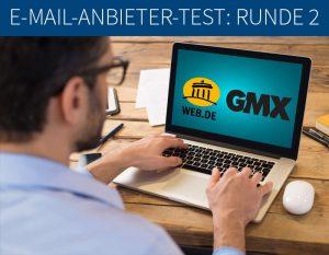 E-Mail-Anbieter-Test Web.de und GMX
