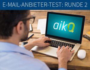 E-Mail-Anbieter-Test aikQ