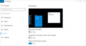 Windows 10 Gelegentliche Vorschläge