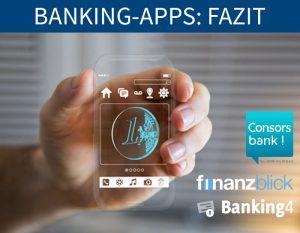 Banking-Apps im Test: Das Fazit