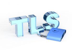 TLS 1.3 SSL Verschlüsselung