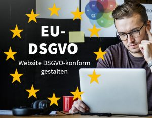 DSGVO Webseiten DSGVO-konform Website gestalten
