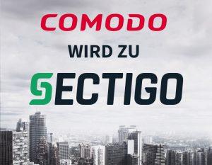 Aus Comodo wird Sectigo