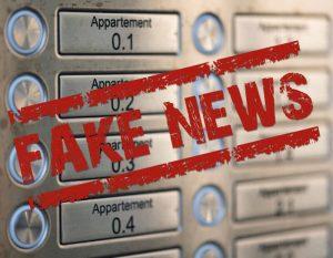 Dank DSGVO bald keine Klingelschilder mehr? Fake News!