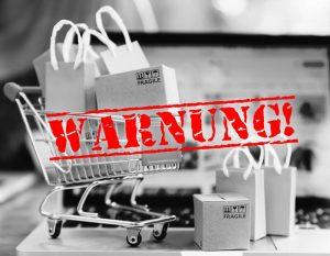 Fake-Seiten erkennen - Welle von Betrugs-Domains