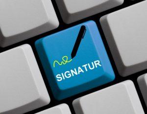 elektronische-signatur