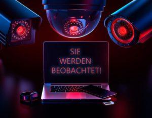 Cyberspionage - Im Internet ausgespäht