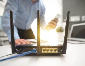 Netzwerk Sicherheit - Home Router schützen