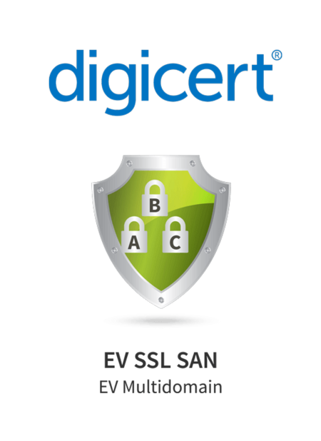 DigiCert EV SSL SAN