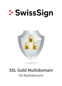 SwissSign SSL Gold Multidomain
