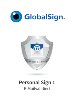 Globalsign Personal Sign 1