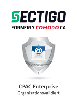 Sectigo CPAC Enterprise