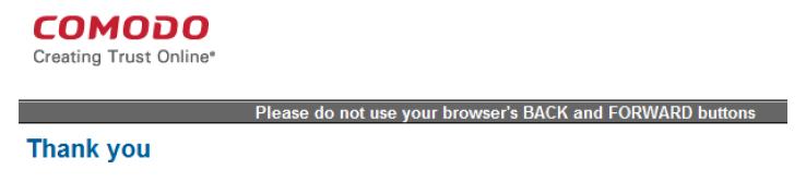 Comodo Validierungs-E-Mail beantworten: FAQ SSL-Zertifikate - SSL ...
