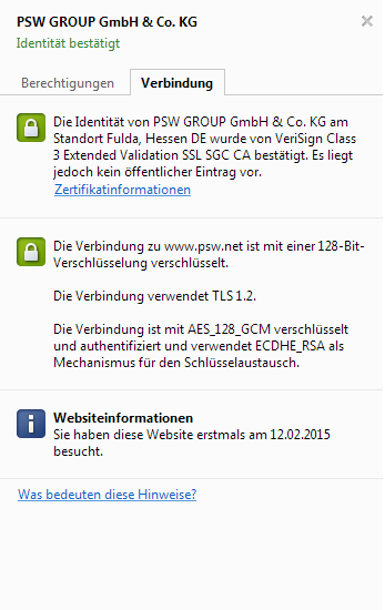 FAQ SSL-Zertifikate Archive - SSL-Wiki - PSW GROUP